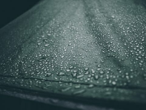 How to stop tent condensation