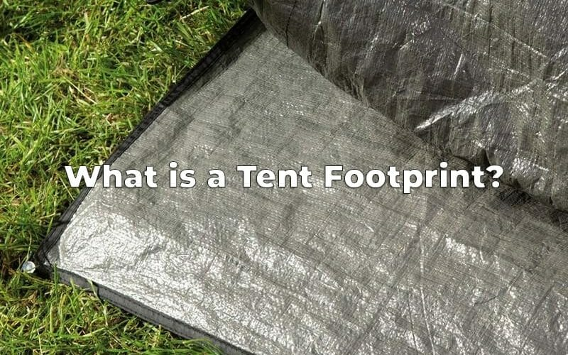 What is a tent footprint